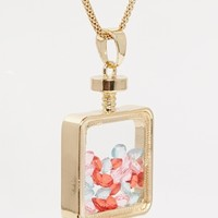 ASOS Jewel Trinket Pendant Necklace