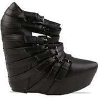 Jeffrey Campbell Zip 2 in Black at Solestruck.com