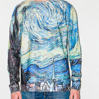 Starry Night Sexy-Sweater