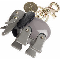 See by Chloé | Big Foot elephant keyfob | NET-A-PORTER.COM