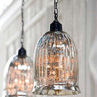 Regina Andrew Lighting Hanging Antique Glass Pendant