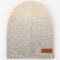 Billabong Hugs And Slopes Beanie Grey One Size For Women 23825811501