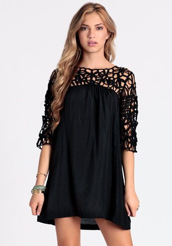 All Grown Up Lace Dress - $40.00 : ThreadSence.com, Your Spot For Indie Clothing & Indie Urban Culture
