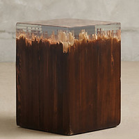 Alpine Glacier Side Table by Anthropologie