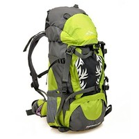 7 Colour Outdoor Sports Hiking Camping Travel Trekking Backpack bag 50L
