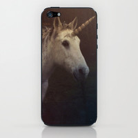 Unicorn Phone Skins - iPhone and iPod Skins - Unicorn Photograph Art