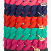 MARC BY MARC JACOBS 'Rubber Turnlock' Stretch Bracelet | Nordstrom