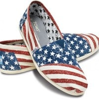 Stars and Stripes Women's Vegan Classics