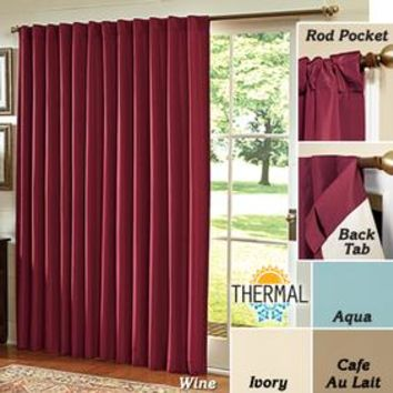 Insulating Curtains @ Fresh Finds