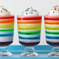 Glorious Treats: Taste the Rainbow... Jello!