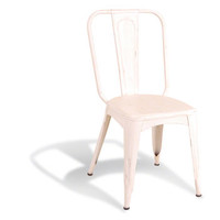 Industrial Vintage Tolix Repro Chair White
