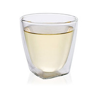 Double Glow Glass Cup