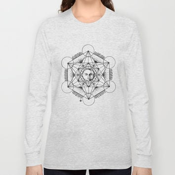 Gnostic Long Sleeve T-shirts by LOVEDART