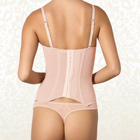 The Intimate Britney Spears Buttercup Basque Bustier Bra 120818 at BareNecessities.com