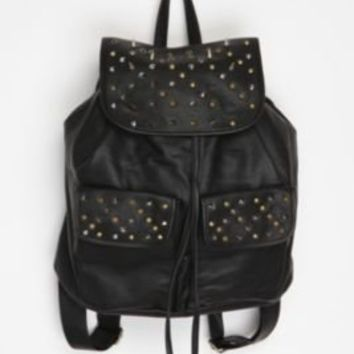 Deena & Ozzy Heavy Studded Backpack