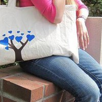 The Friendship Bag In Blue - BKD Si.. on Luulla