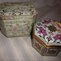 Set of 2 Tins Made in Brazil - Meister