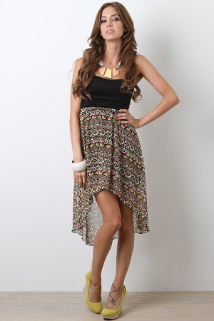 Summer of Tribal Love Dress