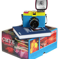 Diana F+ Clone Camera in CMYK | Mod Retro Vintage Electronics | ModCloth.com