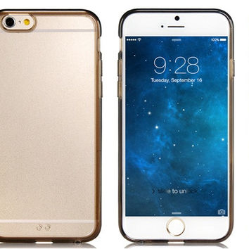 Thin Acrylic Plastic Case for iPhone 6