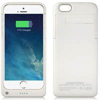 4000mAh Power Bank Case for iPhone 6