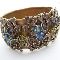 1ofmykind Jewels by Jody McGill ? Woodland Nymph Cuff