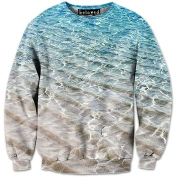 Beach Water Sweatshirt