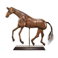 Authentic Models Artist Horse Statue