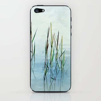 Water grass iPhone & iPod Skin by Shalisa Photography | Society6