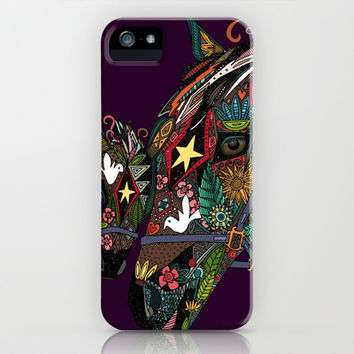 horse love iPhone & iPod Case by Sharon Turner | Society6