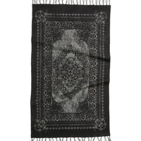 H&M - Cotton Rug - Charcoal gray