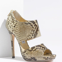 Jimmy Choo &#x27;Private&#x27; Cuff Patent Leather Sandal
