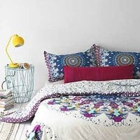 Magical Thinking Luna Medallion Duvet Cover-