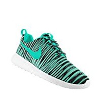 Nike Roshe Run iD Custom Women's Shoes - Green