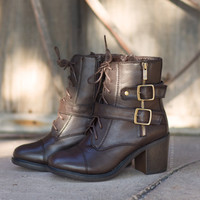 Julia Boots - Brown