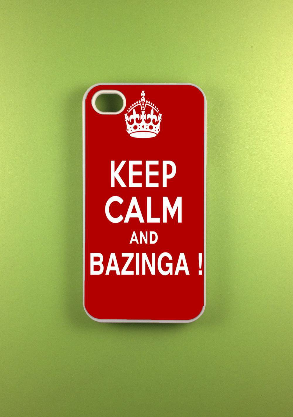 Iphone 4 Case - Keep Calm And Bazin.. on Luulla