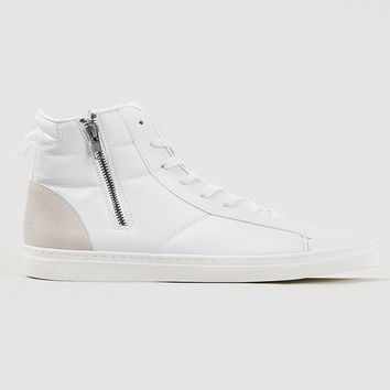 'Kingsley' White Hi-shine Shoes - New This Week - New In - TOPMAN USA