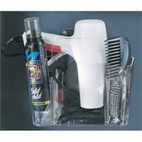 Discount Hair Blower Organizers - Discount Cosmetic Organizers - Blow Away - Dryer & Brush Caddy