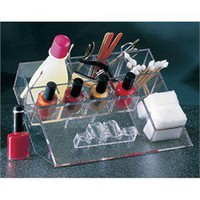 Discount Hair Blower Organizers - Discount Cosmetic Organizers - Nails 'N Things Cosmetic Organizer