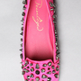 The Sage Shoe in Fuchsia