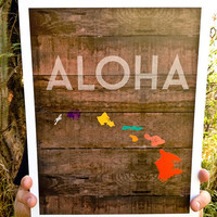 ALOHAWAII Poster