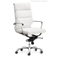 Zuo Director Hi Back Office Chair - 205234, Designer Office Chair, Modern Office Furniture: Nyfurnitureoutlets.com