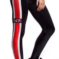 Mass Effect N7 Leggings