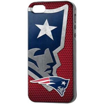 NFL Dual Protector Case for Apple iPhone 5 / 5S - New England Patriots