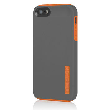 Incipio iPhone 5/5S Dual PRO Case - Grey / Orange
