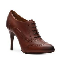 Ralph Lauren Collection Women's Peg Oxford Pump