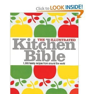 The Illustrated Kitchen Bible [Hardcover]
