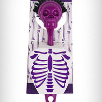 Purple Skull Dish Scrubber Brush