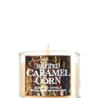 Mini Candle Salted Caramel Corn