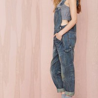 Nasty Gal Denim - The Over It Overalls